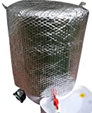 Thermal Cover for the Large Dog Water Dispenser 6.5 Gallon (sold separately) By Critter Concepts