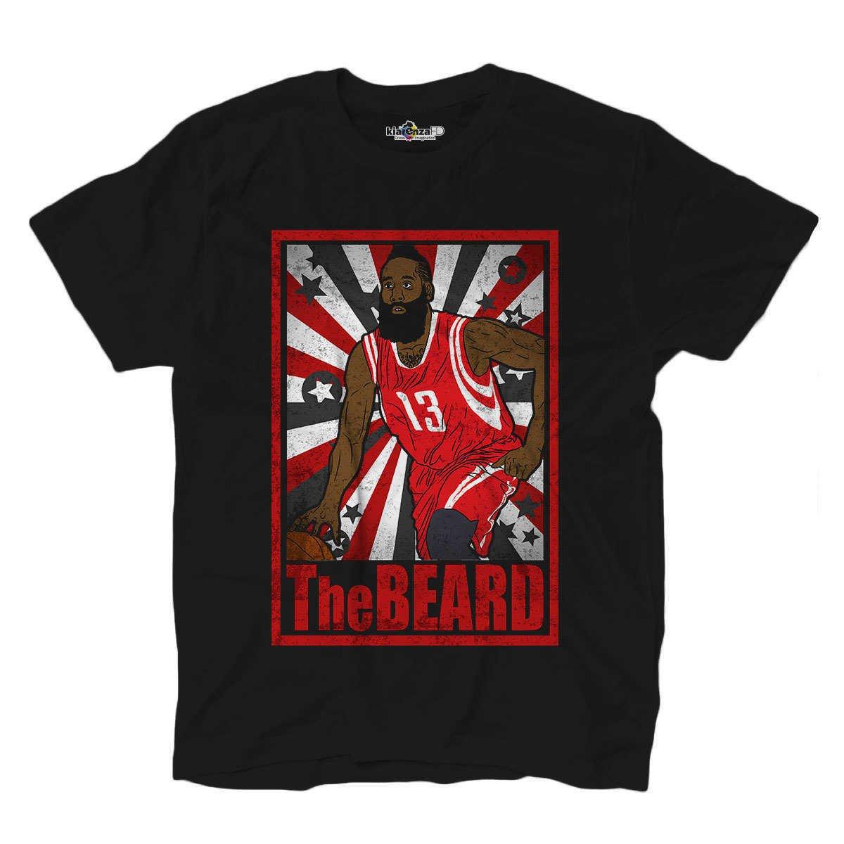 KiarenzaFD Camiseta Camiseta Baloncesto Vintage Parodia James All ...