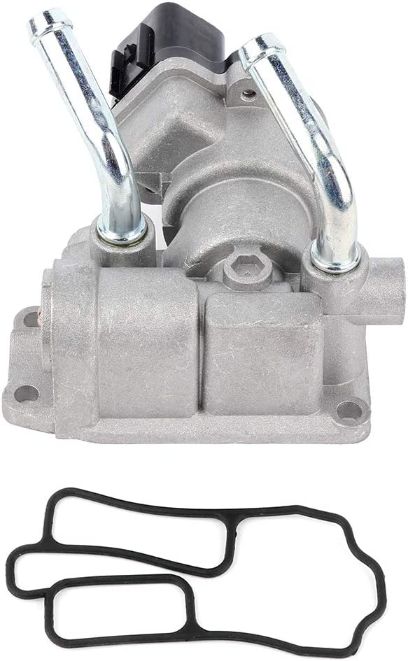 Idle Valves,Aintier Fuel Injection Idle Air Control Valve MD614743 Fit for 1997-2002 Mitsubishi Mirage