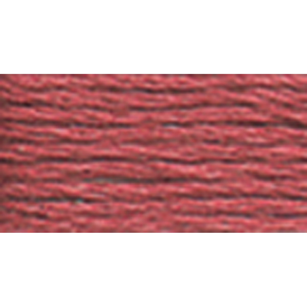 DMC 117-3722 Mouline Stranded Cotton Six Strand Embroidery Floss Thread, Medium Shell Pink, 8.7-Yard Notions - In Network