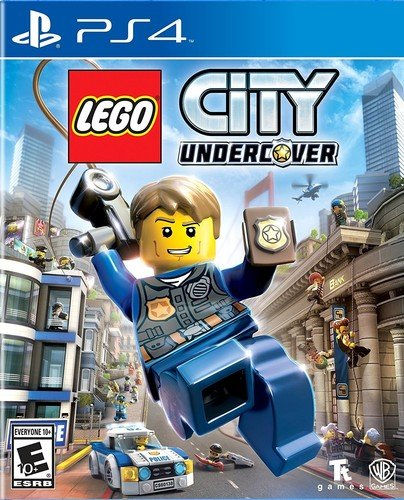 LEGO City Undercover - PlayStation 4 from Warner Home Video - Games