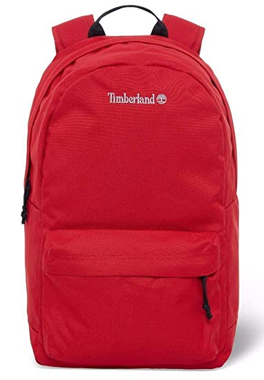 71e946929d TIMBERLAND - Timberland Backpack Red - ONE SIZE, Red: Amazon.co.uk: Clothing