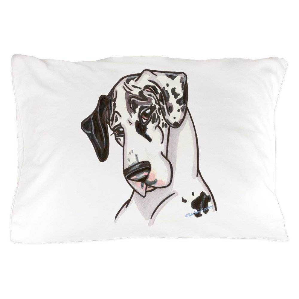 CafePress - NH Shy - Standard Size Pillow Case, 20''x30'' Pillow Cover, Unique Pillow Slip