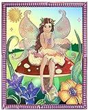 Melissa & Doug Petite Peel & Press Sticker by Number-Fairy