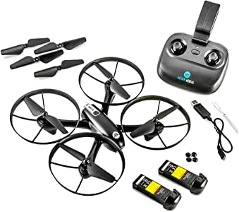 Altair Falcon AHP   Drone with Camera for Beginners   FREE PRIORITY SHIPPING   Live Video 720p, 2 Batteries & Autonomous Hover & Positioning System Easy to Fly, FPV (Lincoln, NE Company)