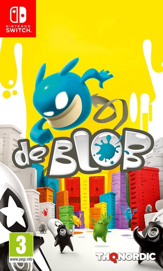 de Blob - Nintendo Switch [Importación inglesa]: Amazon.es ...