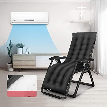 Amazon.com: WXF Patio Chairs Reclining, Heavy People Support ...