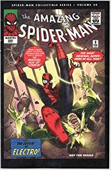 Book The Amazing Spider-Man (Spider-Man Collectible Series, Volume 20)