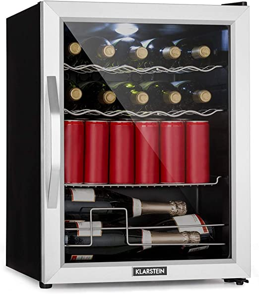 Klarstein Beersafe XL Mix It Edition Nevera - Nevera de bebidas ...