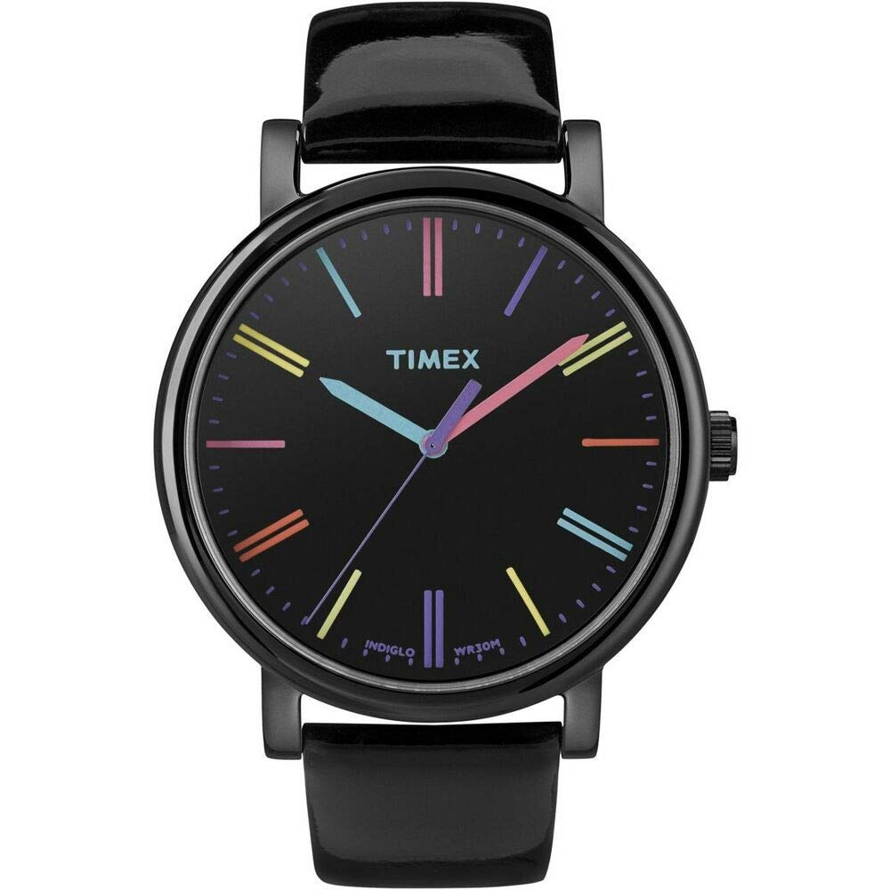 Timex Originals Unisex Quartz Watch with Analogue Display and Stainless Steel Bracelet