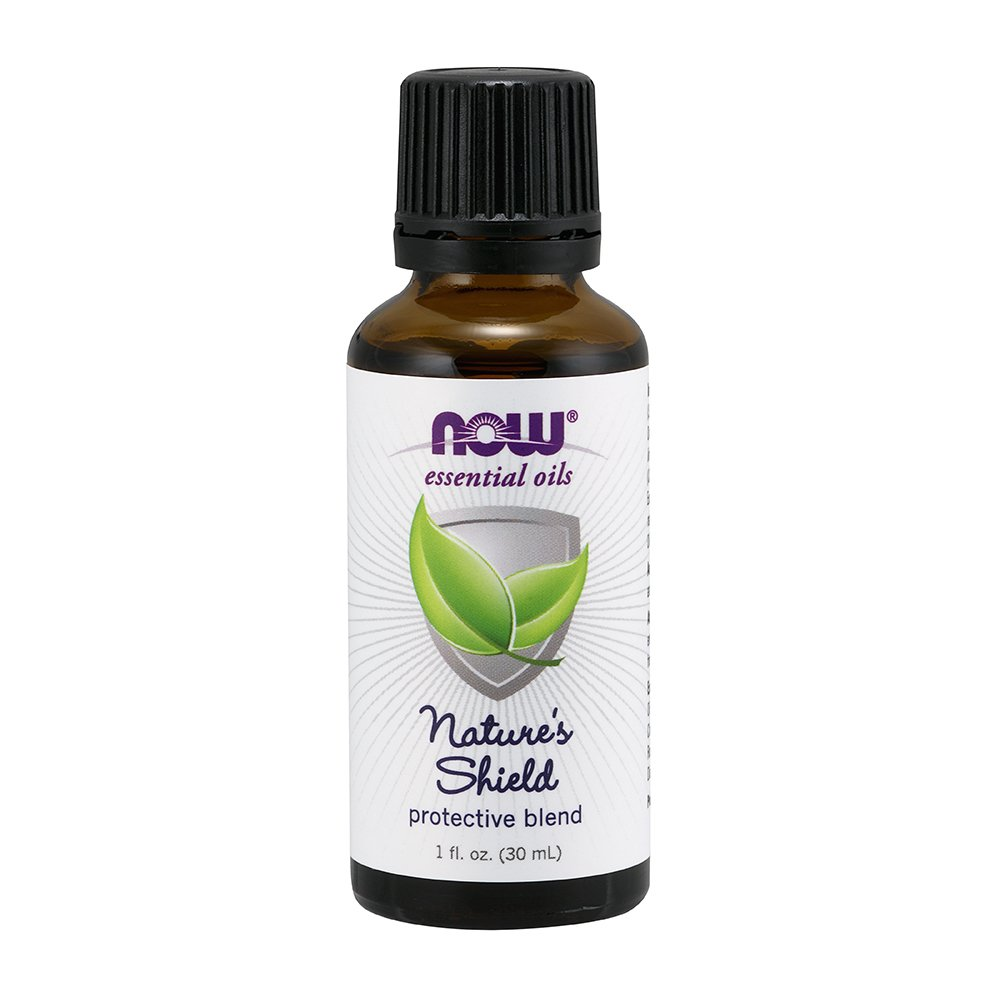 NOW Solutions Nature's Shield Oil Blend, 1- Ounce 0733739076120