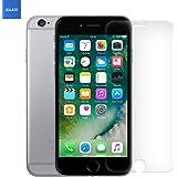 iPhone 6/6S ガラスフィルム アイフォン 6,6S 強化ガラス 液晶保護フィルム 気泡防止 指紋防止 硬度9H ラウンドエッジ加工 0.26mm JGLASS