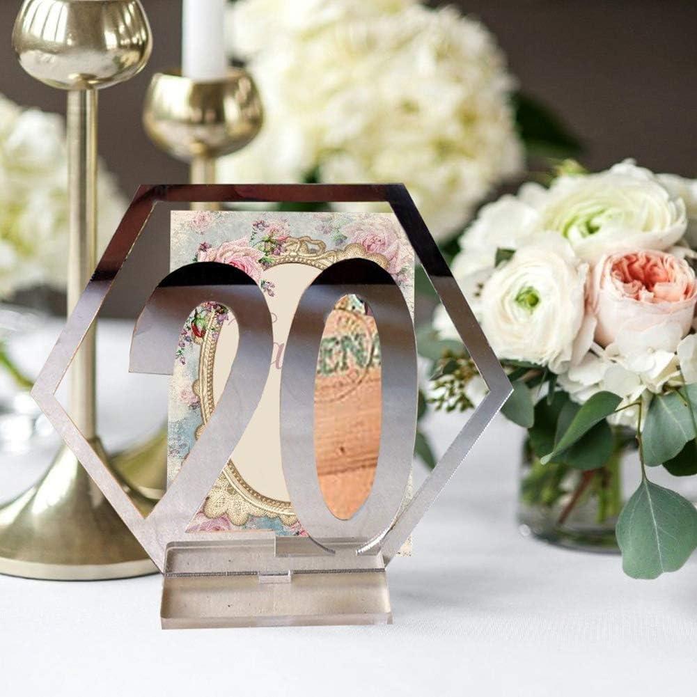 WeddingTable Decoration Set Of 3 Rose With diamante Reception Registrar Table