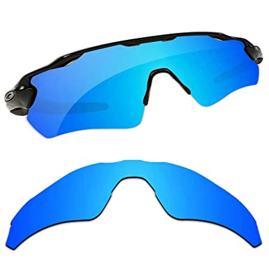 dbef373698c6 Image Unavailable. Image not available for. Color: Kygear Anti-fading  Polarized Replacement Lenses for Oakley Radar EV Path Sunglasses