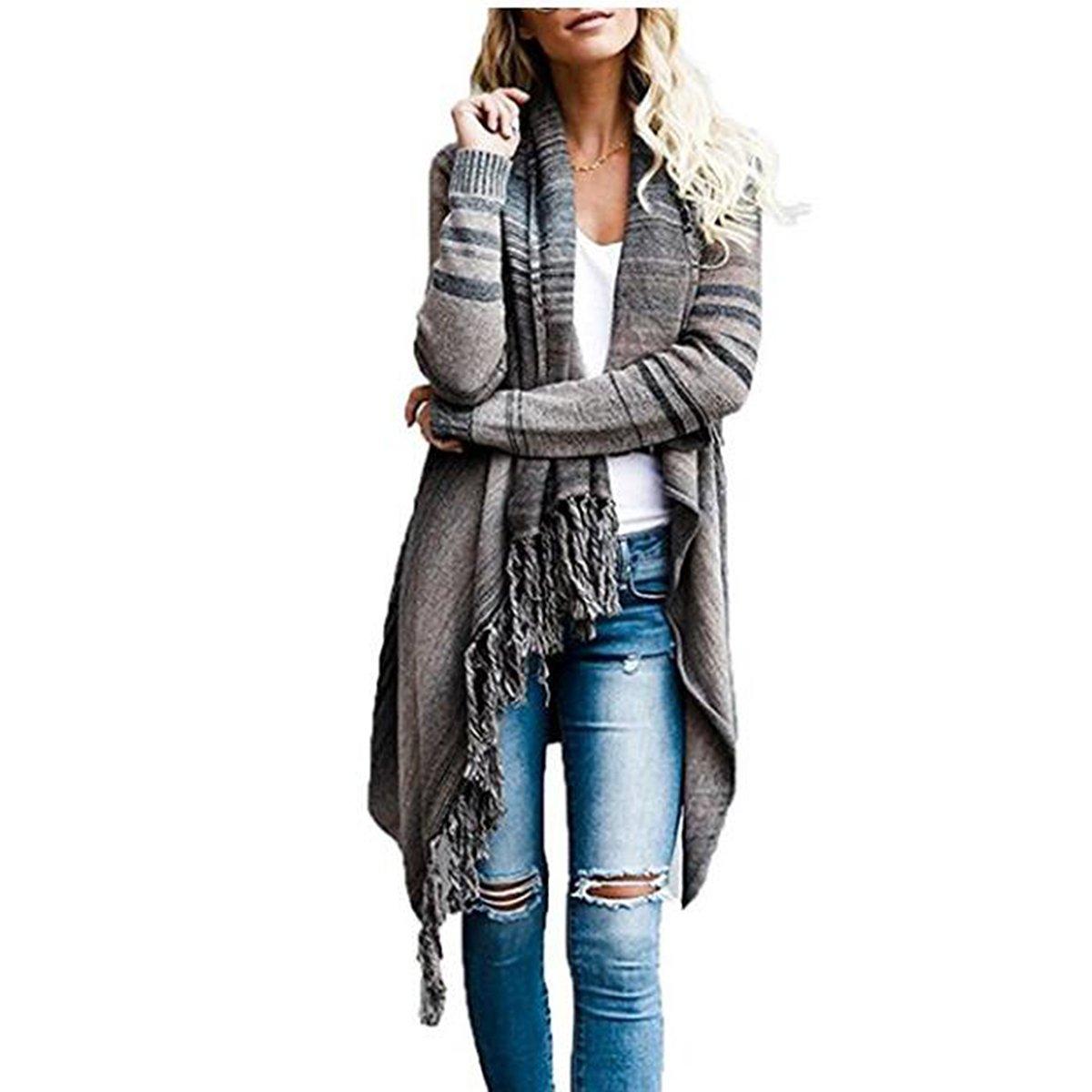 QQI Donne Irregolare Manica Lunga Nappa Slash Camicetta Supera Camicia Cardigan Casual Pullover Tops JL0542
