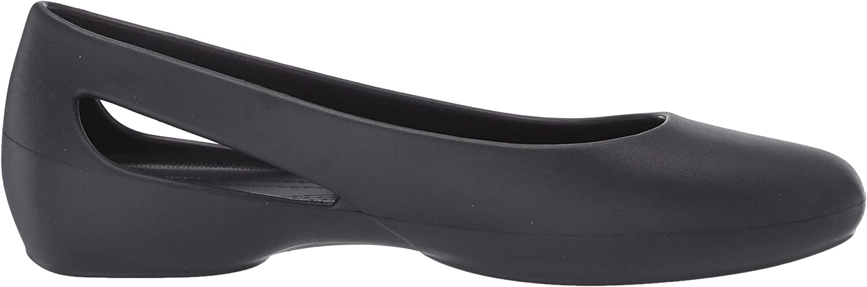 Crocs Womens Sloane Flat Ballet Flat