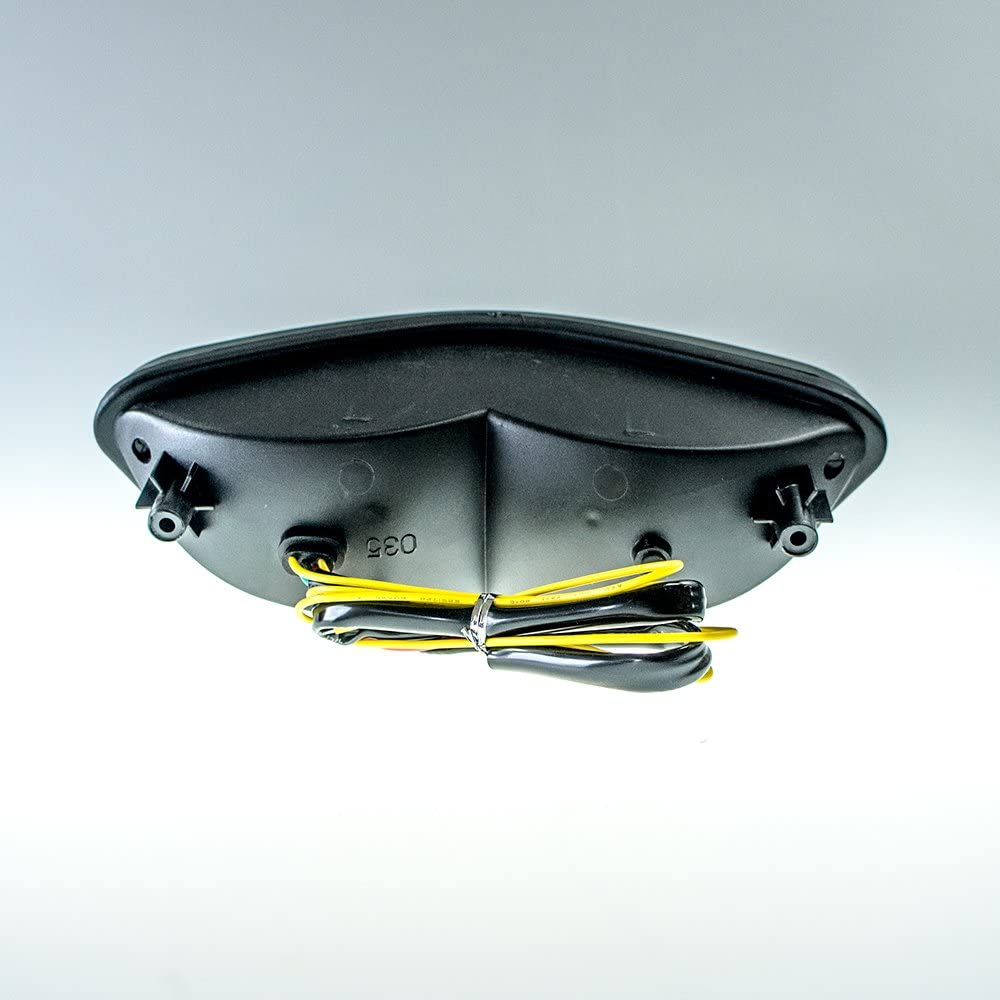 Mpw tl-suz-007/affumicato LED fanale con integrato indicatori Suzuki DL 650/V-strom DL 1000/V-strom fum/é