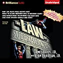 The Law of Superheroes Audiobook by James Daily, Ryan Davidson Narrated by Eric G. Dove