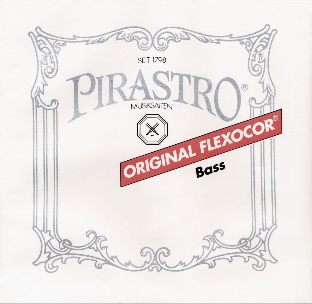 Pirastro Flexocore Original Bass Strings Set 3//4 Size