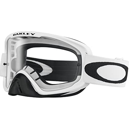 d8d3bfefd34 Image Unavailable. Image not available for. Color  Oakley O2 MX Men s Dirt  Off-Road Motorcycle Goggles ...