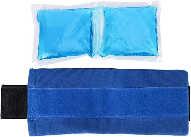 Kireina Gel Ice Pack, Multifuncional Gel frío Caliente para ...