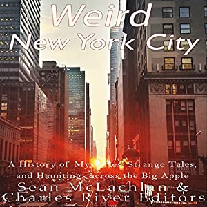 Weird New York City Audiobook