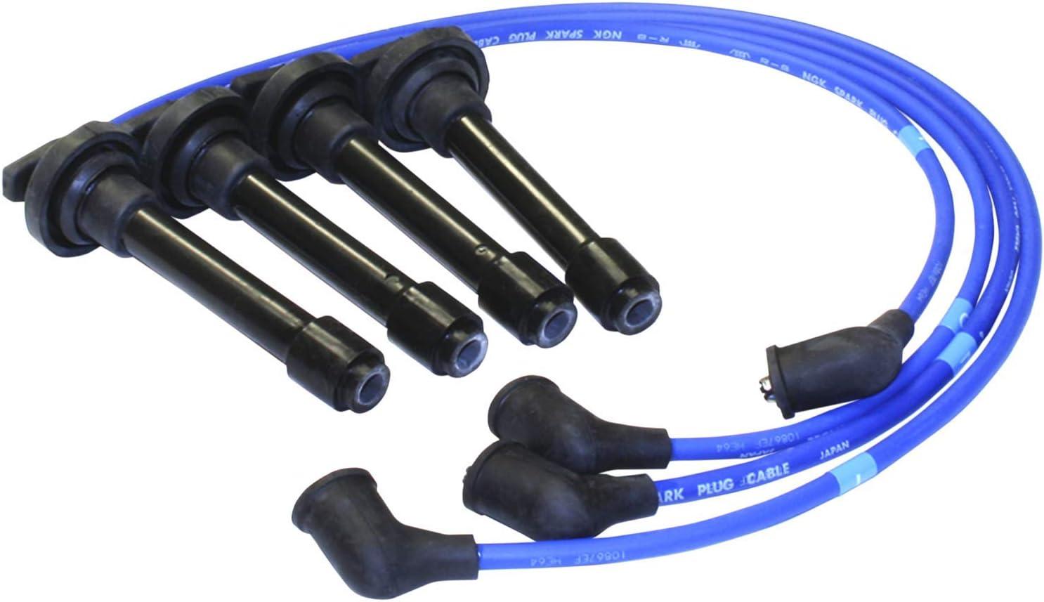 HE76 Premium Spark Plug Wire Set 8034 NGK