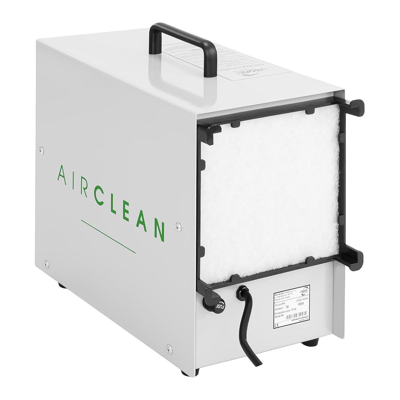Ulsonix Generador De Ozono AIRCLEAN 7G-WL Producci/ón De 7.000 mg//h, 94 Watt, Temporizador Hasta 120 Minutos
