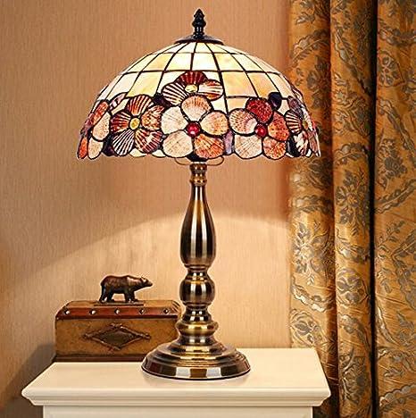 Beleuchtung Schlafzimmer Beerenstrauch Lampe European Retro Dekoration Haus  Kunst Lampe Tisch Trauung (Rich Flower Lamp