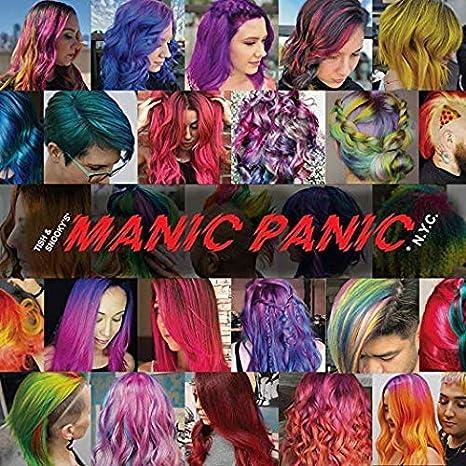 Manic Panic - Hot Hot Pink Amplified Creme Vegan Cruelty Free Semi-Permanent Hair Colour 118ml
