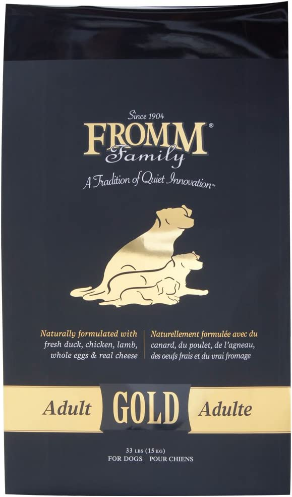 Fromm Family Foods 15 Lb Gold Nutritionals Adult Dry Dog Food (1 Pack), One Size