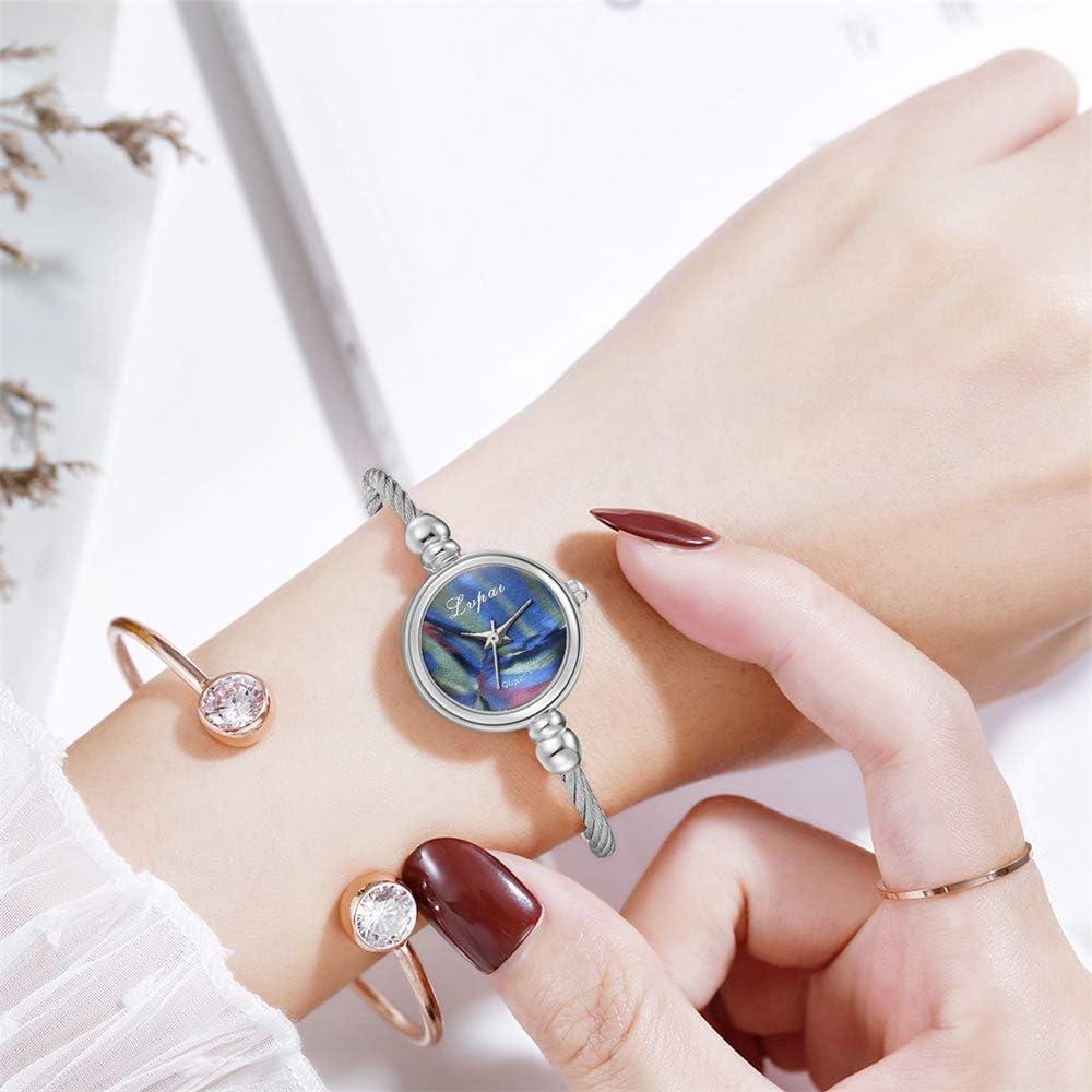 2020 Nouvelles Dames Dames Montres de Loisirs Tendance Bracelet Montre décoration Simple tempérament Montre à Quartz Dames Montres en Gros Argent