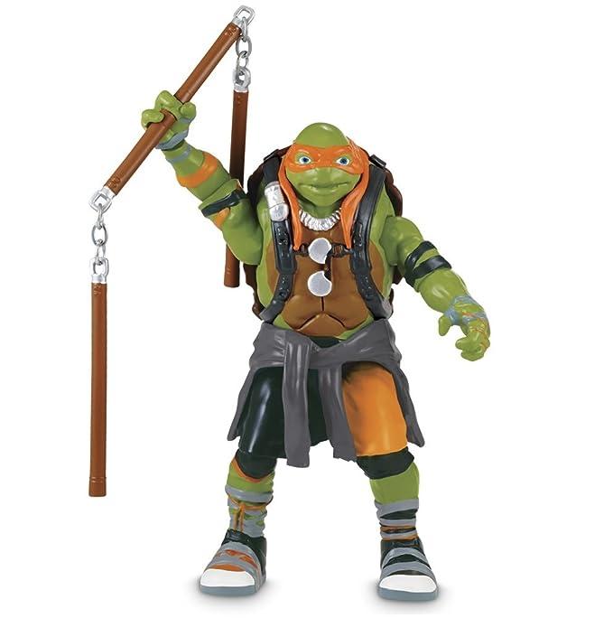 Tortugas Ninja - Movie 2 Michelangelo con Sonido (Giochi ...