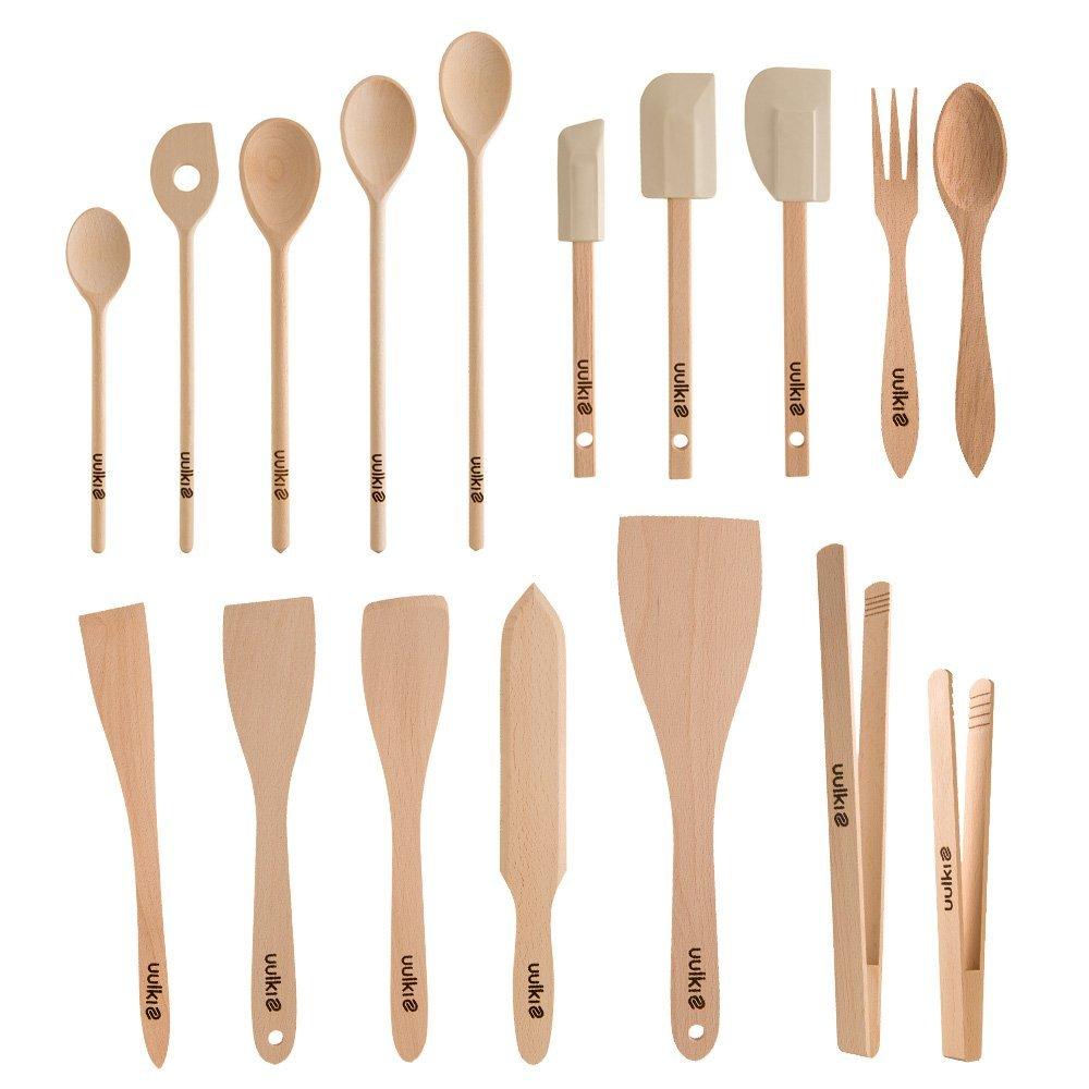 Woodcare uulki® naturale 2-in-1-Olio per taglieri & Wax e utensili ...