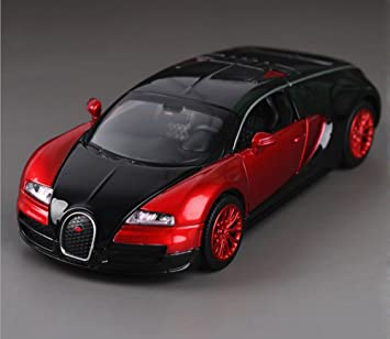 Bugatti Veyron 1 32 Alloy Diecast Car Model Collection