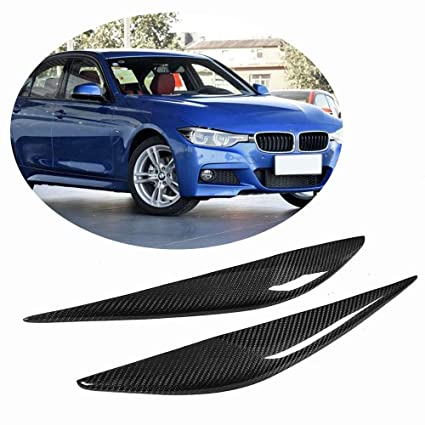 Amazon Com Mcarcar Kit F30 Eyebrows Add On Carbon Fiber Front