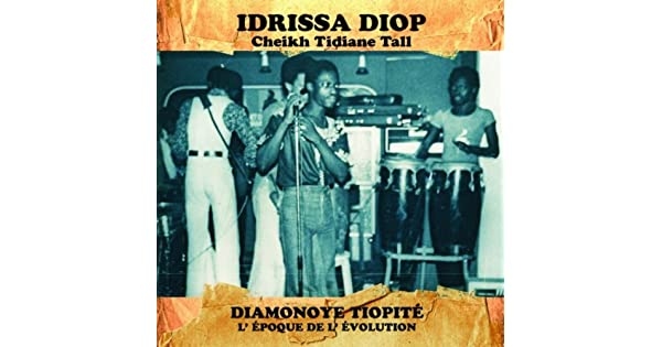 Amazon.com: Dioubo: Cheikh Tidiane Tall Idrissa Diop: MP3 ...