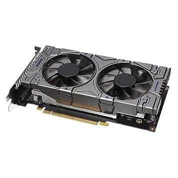 BellalueeES Tarjeta gráfica, NVIDIA GTX550TI 4GB DDR5 ...
