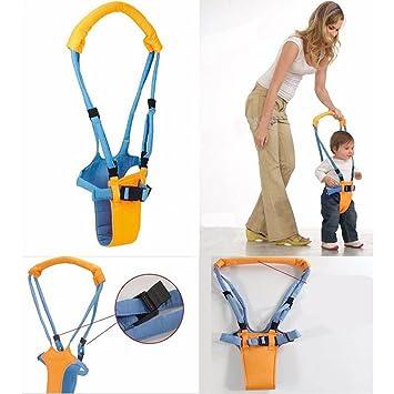 Candora - Arnés de aprendizaje para bebé, correa de seguridad ...