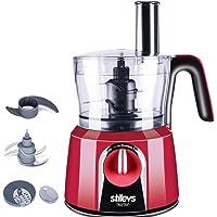 Stilevs Maxi Chef Mutfak Robotu-Kırmızı