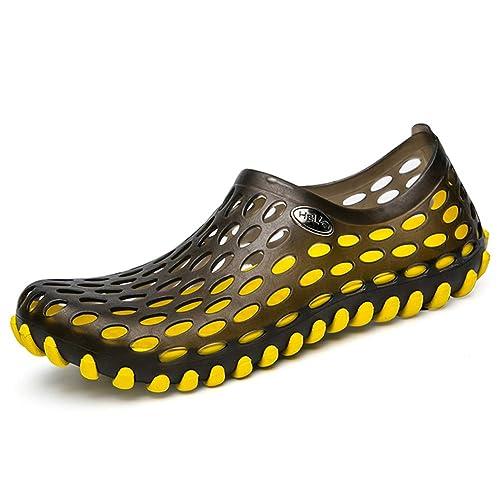 Hombre Zapatillas Mujer de Playa Chanclas de Verano para ...
