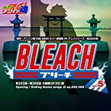 Netsuretsu! Anison Spirits The Best -Cover Music Selection- TV Anime Series Bleach Vol.5