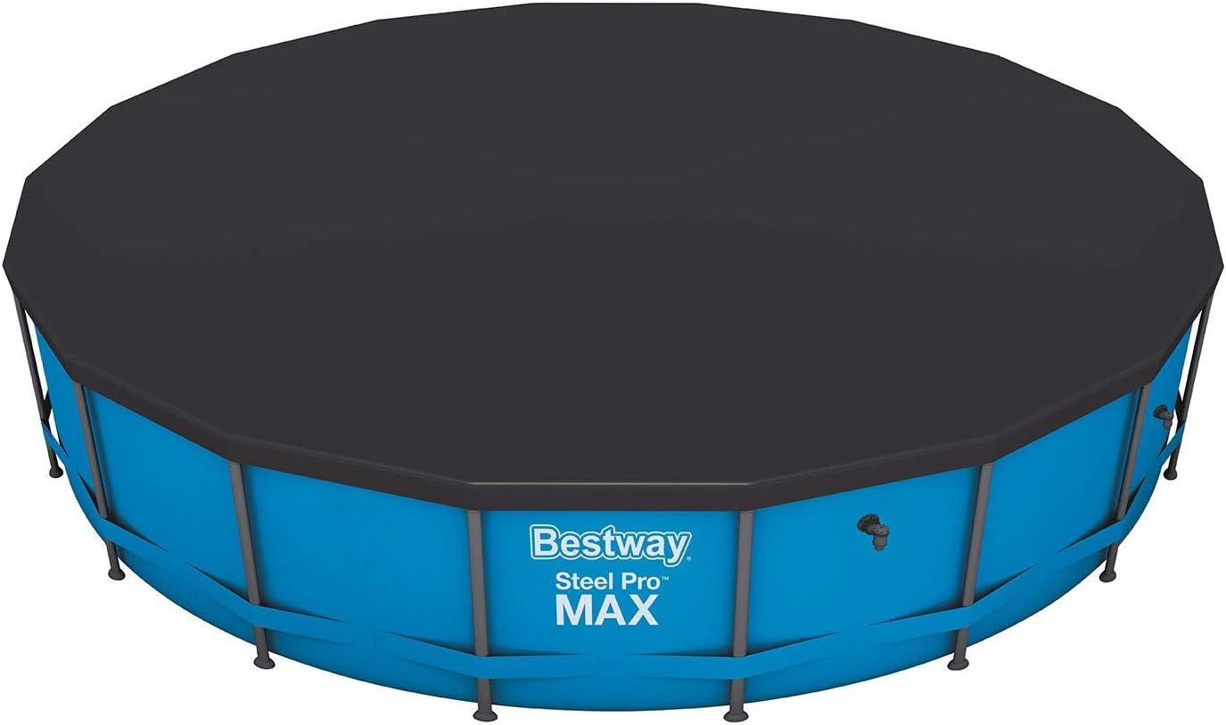 Bestway 58039 - Cobertor Invierno para Piscina Desmontable Ø555 cm ...