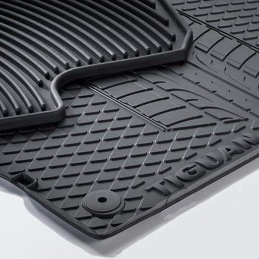 Original Volkswagen Vw Ersatzteile 4tlg Gummimatten Fußmatten Set Original Auto