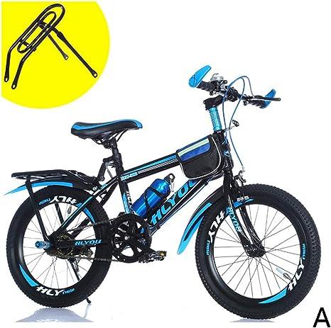 Ppy778 Bicicleta de Estudiante Bicicleta de montaña niño Bicicleta ...
