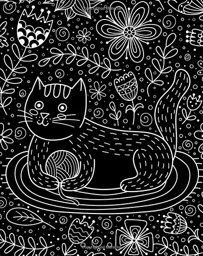 Download Bullet Journal Notebook Cute Cat in Flowers Pattern 1: 172 Numbered Pages With 160 Dot Grid Pages, 6 Index Pages and 2 Key Pages in Large 8 x 10 Size ... (Artsy Bullet Journals) (Volume 32) pdf epub