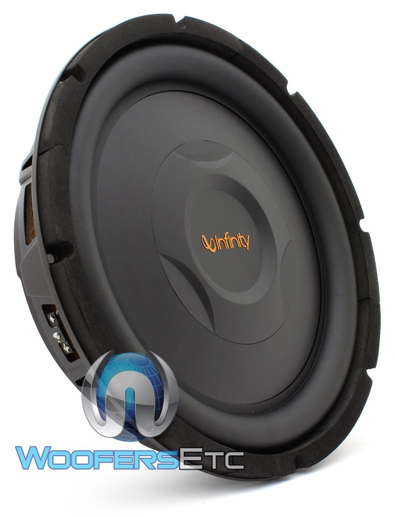Infinity Reference REF1200S 12-inch Shallow Mount Subwoofer