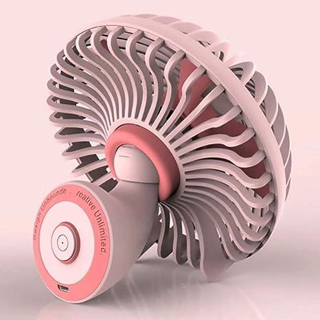 Amazon com: CAIDUD Mini USB Fan Electric Fan Air Cooler Home