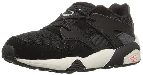 8e32ef134f5fd5 PUMA Boys  Blaze INF Sneaker Black Asphalt