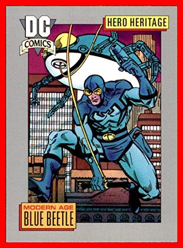 1992 DC Comics Cosmic #3 Blue Beetle